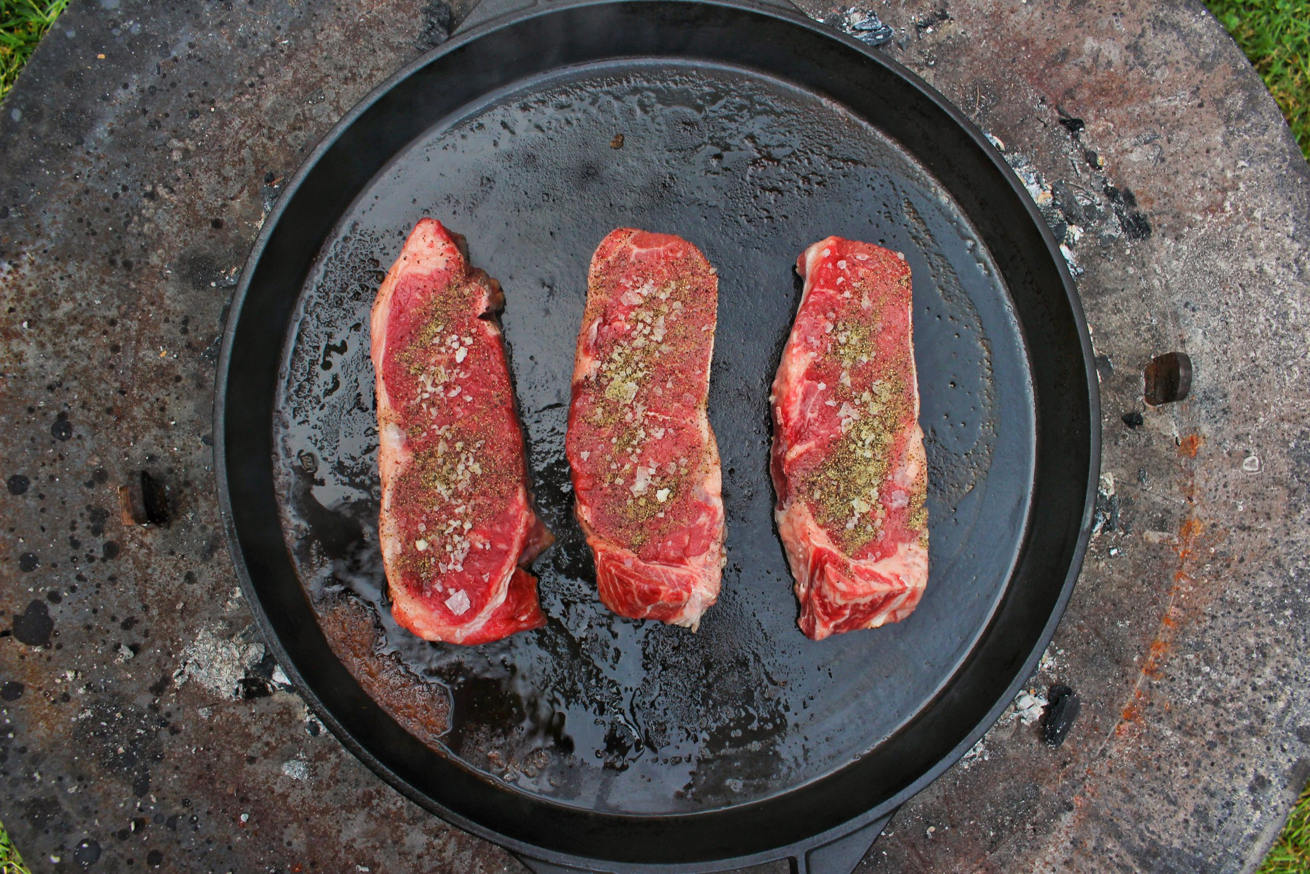 Herb Butter NY Strip