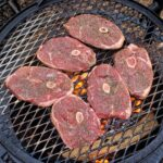 Herb Butter American Lamb Steaks