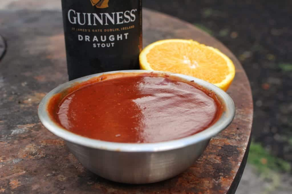 Ultimate Guinness BBQ Sauce