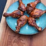 mojo chicken drumstick skewers