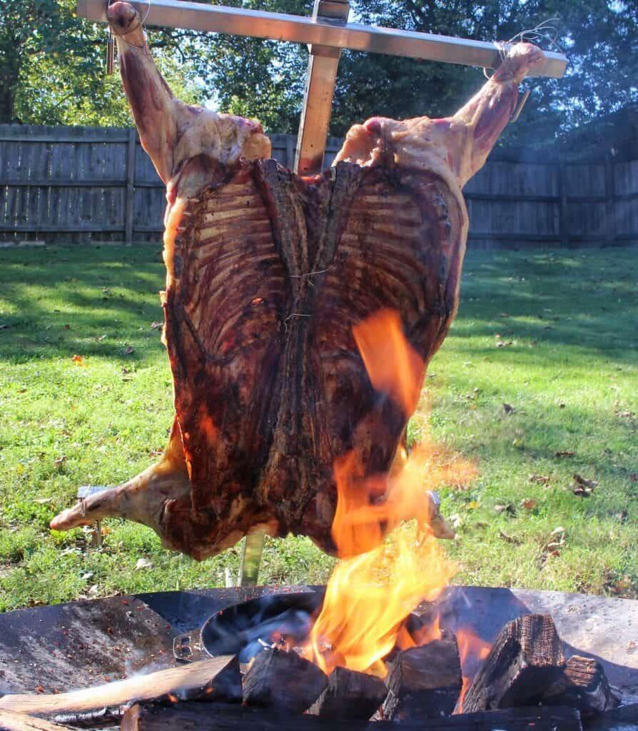 Lamb al Asador Recipe