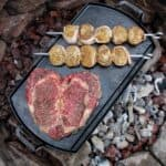 Valentines Day Surf and Turf