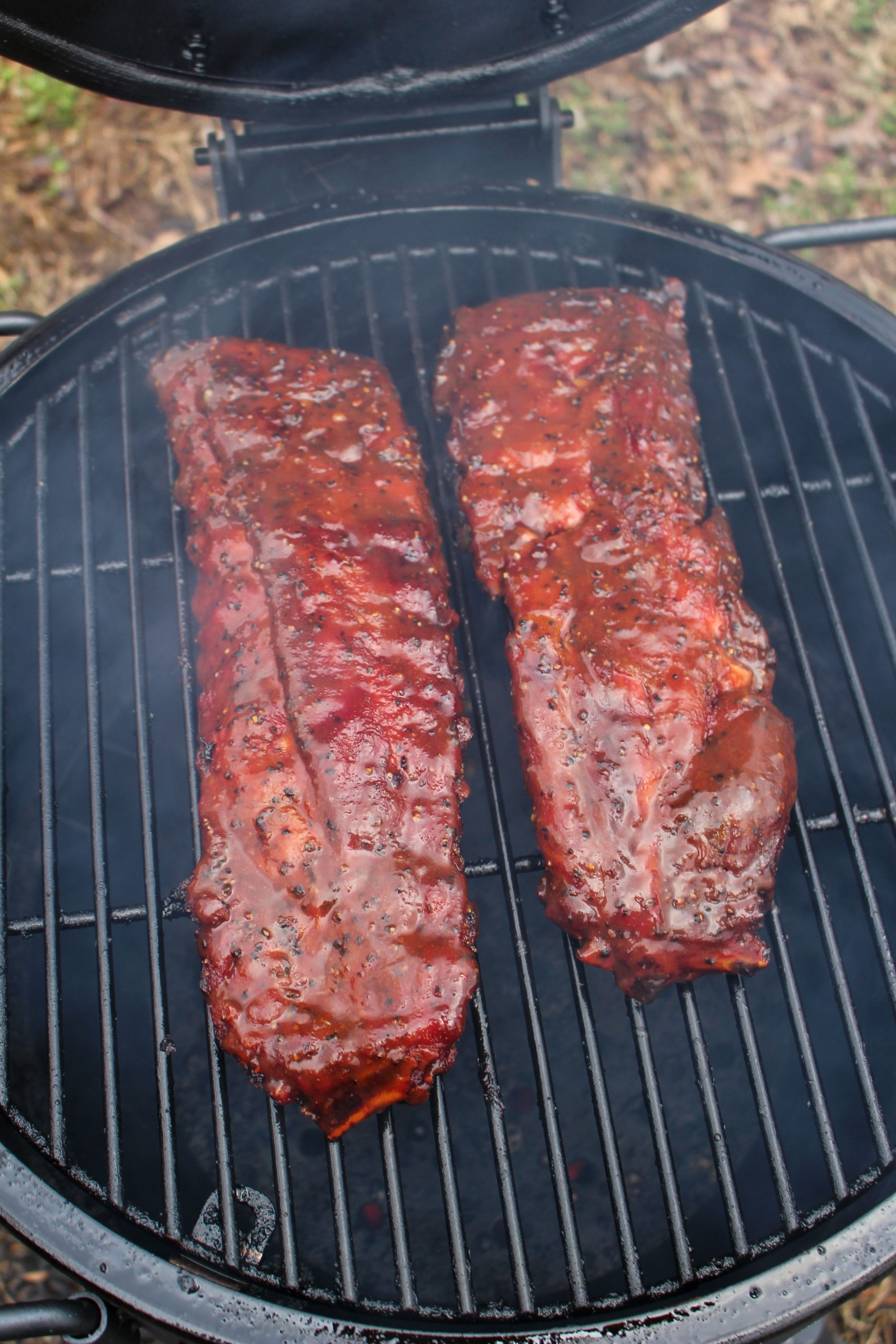 Maple Guinness BBQ Pork Ribs