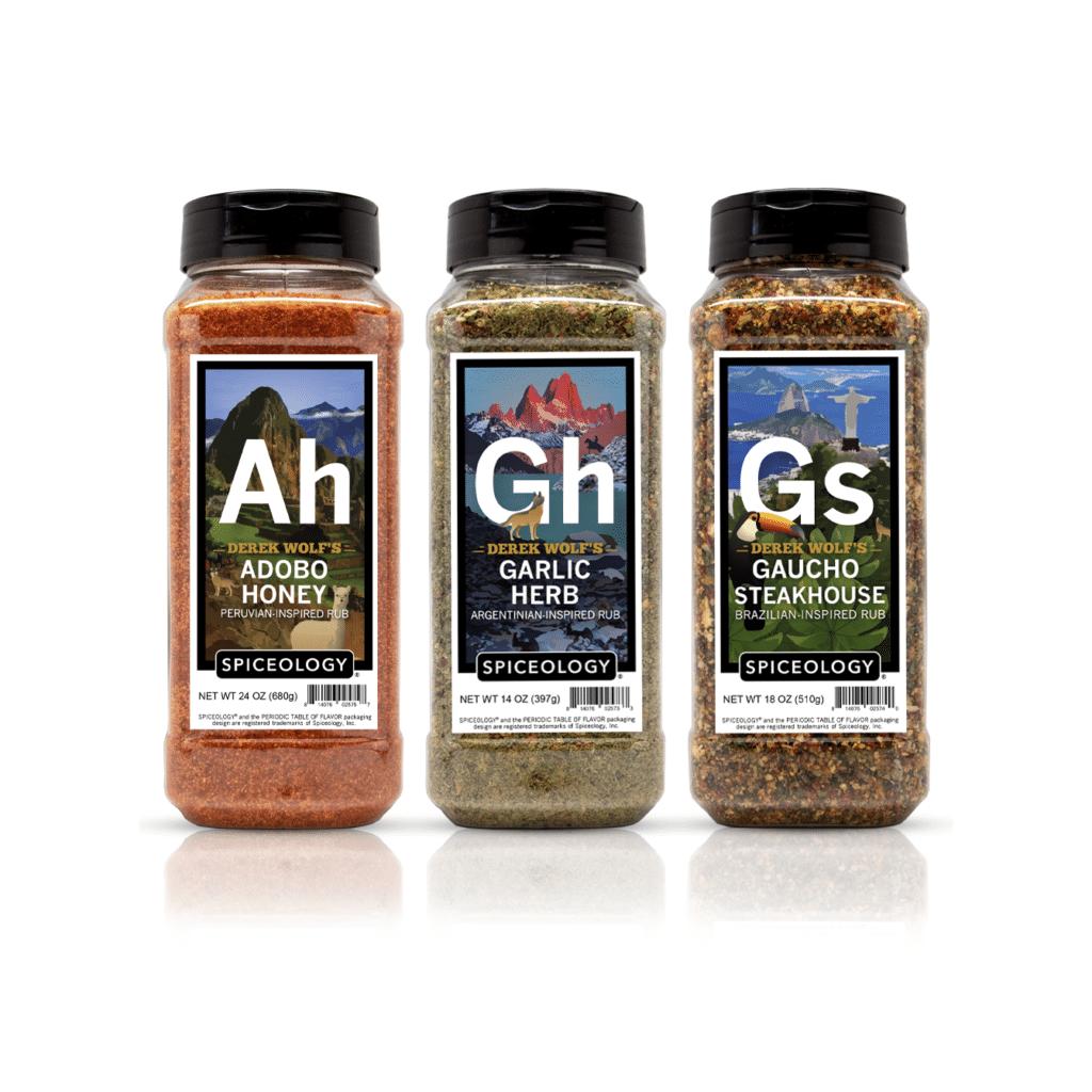 Derek Wolf spices