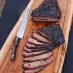 Easy Smoked Brisket