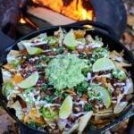 bbq brisket nachos