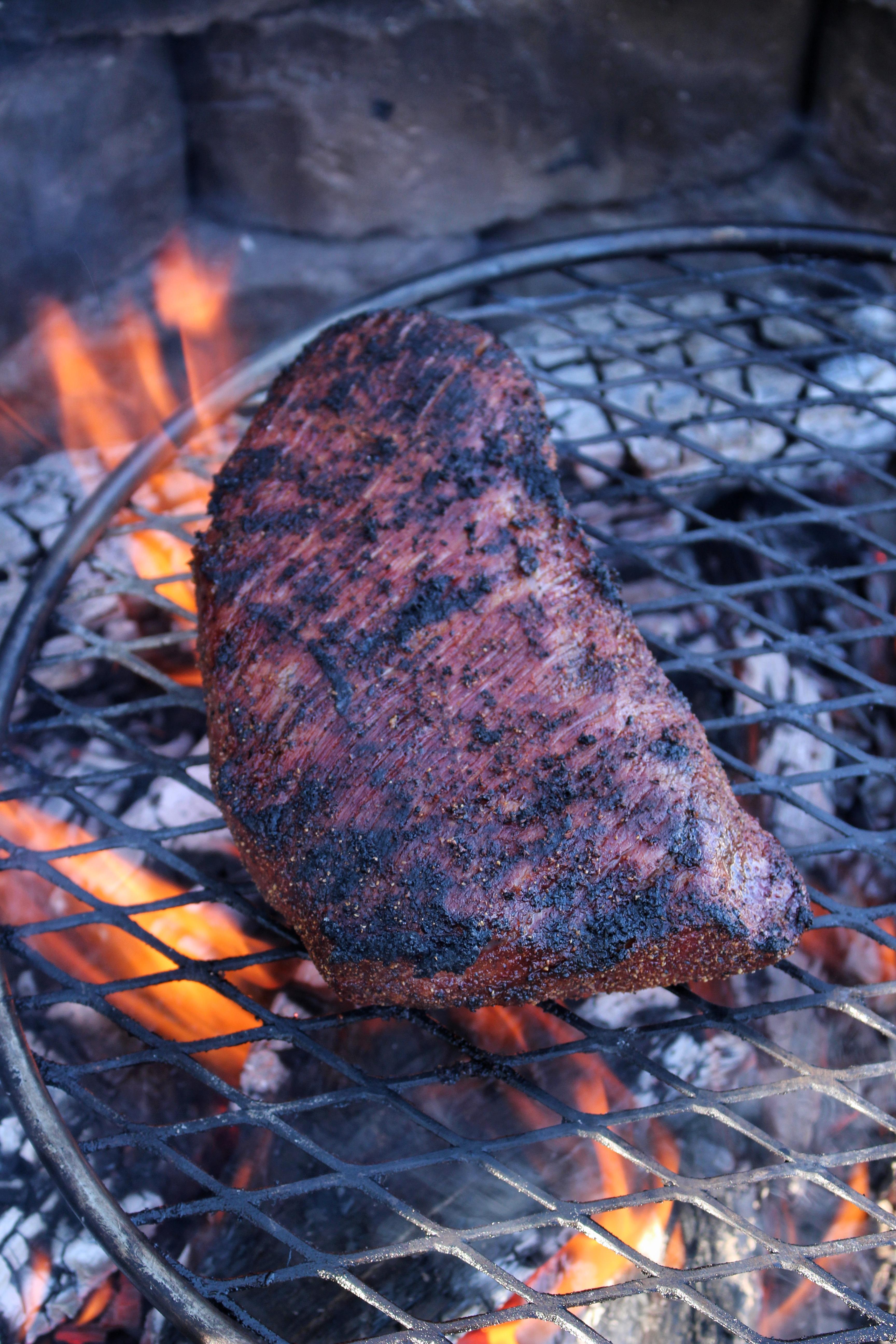 chili smoked chipotle steak