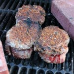charcoal broiled filet mignon