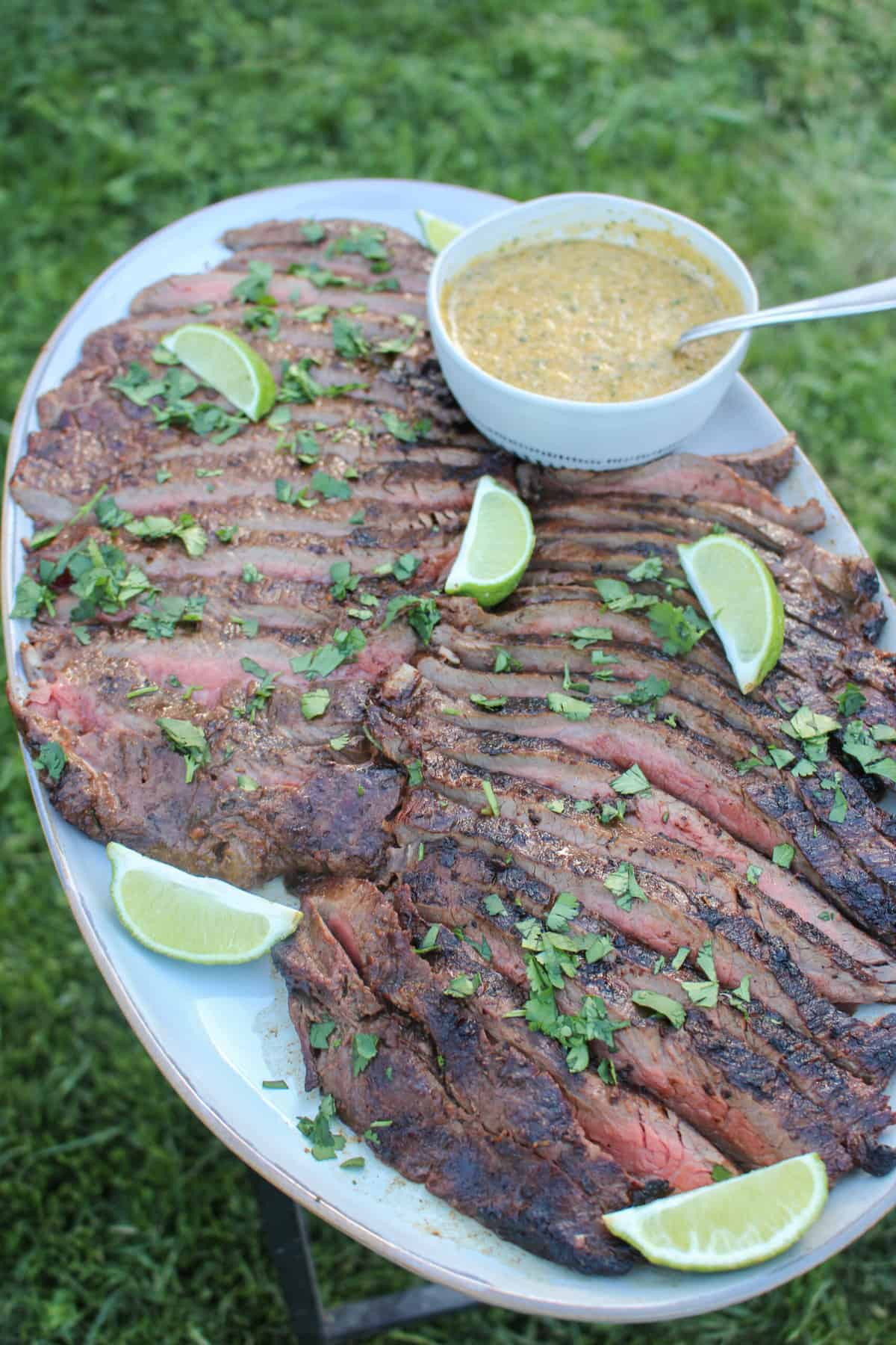 Spiced Habanero Flank Steak
