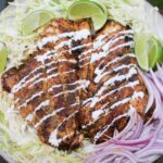 Chipotle Lime Butterflied Red Snapper