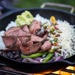 Grilled Steak Burrito Bowl