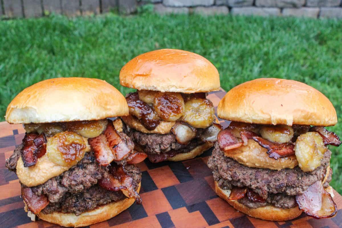 Elvis Smash Burger